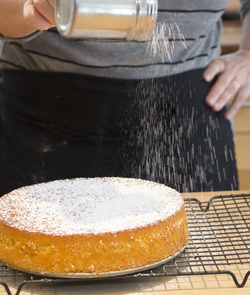 Orange Almond Cake Nigella